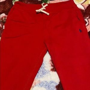 Ralph Lauren Fleece Pants